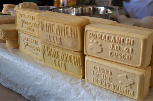 Käse aus verschiedenen Regionen