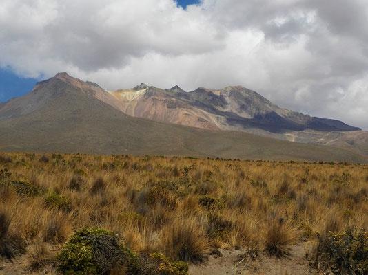 Vulkan Chachani, 6070müM