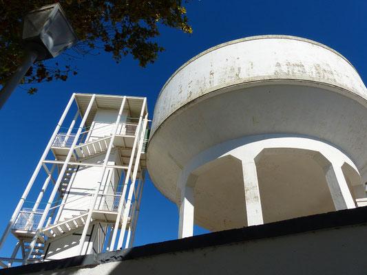 Alter Wasserturm umfunktioniert zur Kamera Obscura....