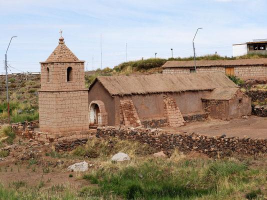 Alte Kirche in Socaire