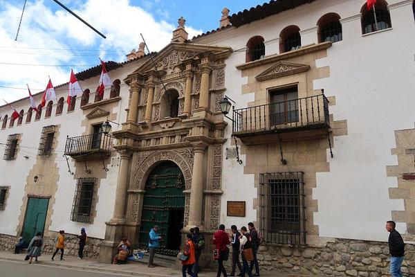 Casa Nacional de la Moneda - ehemalige Münzstätte Boliviens