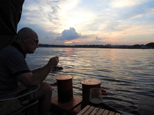 Einfahrt Manaus