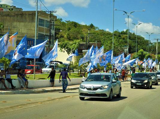 Brasilien wählt einen neuen Präsidenten