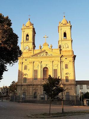 Igreja da Lapa 1779 - König Pedro IV. vermachte - als Dank für die Unterstützung im Bürgerkrieg von 1830 - sein Herz an die Bürger von Porto