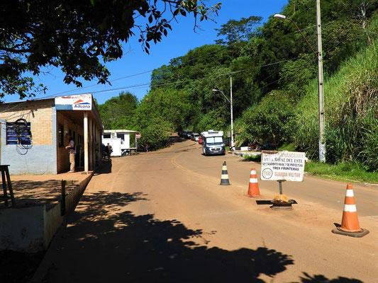 Zollabfertigung in Paraguay