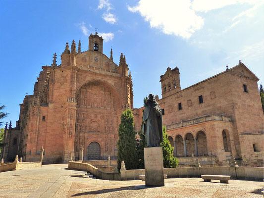 Convento de San Esteban - 1524 erbaut....