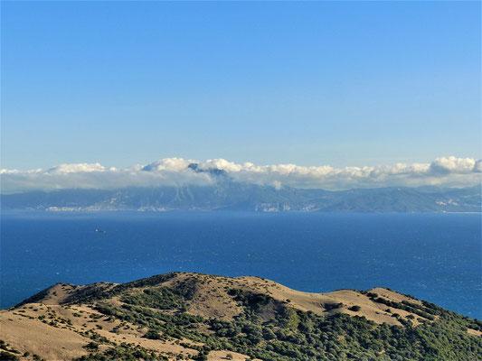 Strasse von Gibraltar....