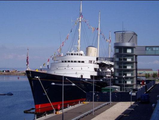 The Royal Yacht Britannia - 40 Jahre im Dienst der Queen