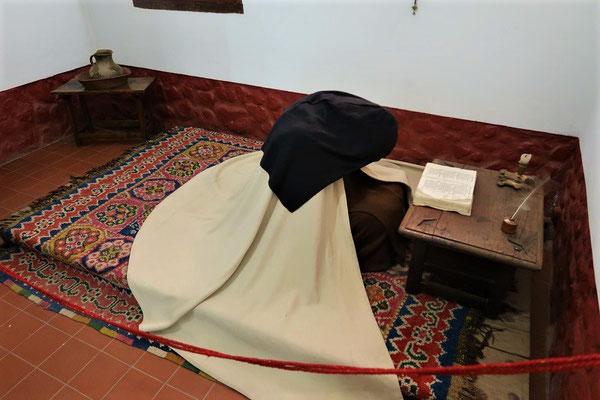Beten, arbeiten und zweimal am Tag eine Stunde sprechen mit den Mitschwestern