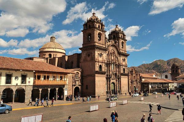 Plaza des Armas....