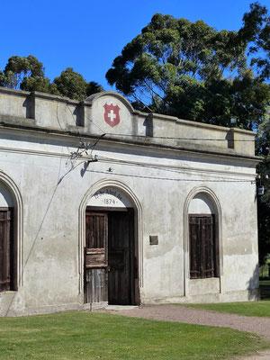 Altes Schützenhaus von Nueva Helvecia
