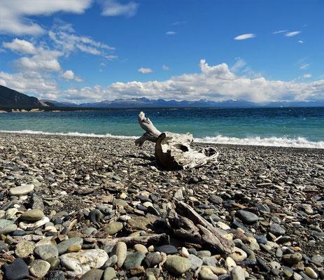 ....am Lago Fagnano