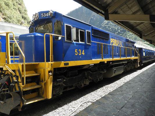 Perú-Rail....