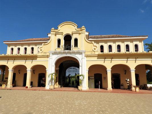 Die alte Markthalle