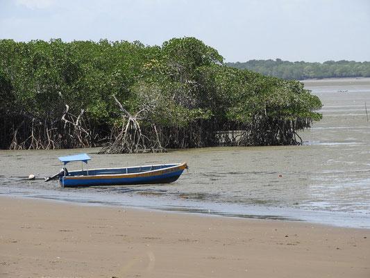 An der Beach in Aguadulce....