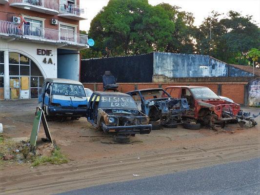 Verkauf von Auto Ersatzteilen