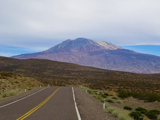 Vulkan Morado