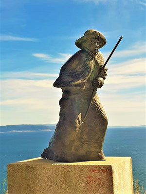 Pilger-Denkmal....