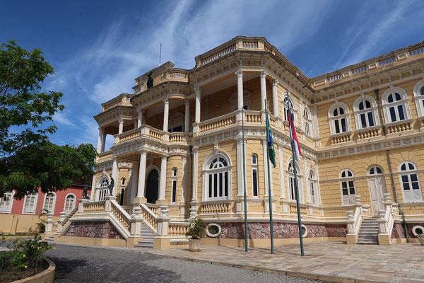 Palácio Rio Negro - Villa des deutschen Kautschukbarons W. Scholz