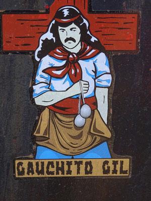 Gauchito Gil wird wie ein Heiliger verehrt