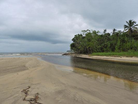 Der zweite, breitere Fluss....