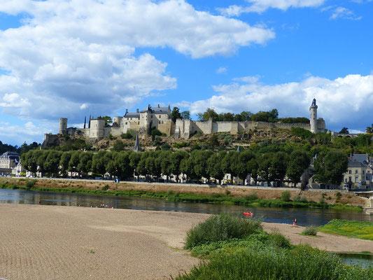 Château/Fortress de Chinon