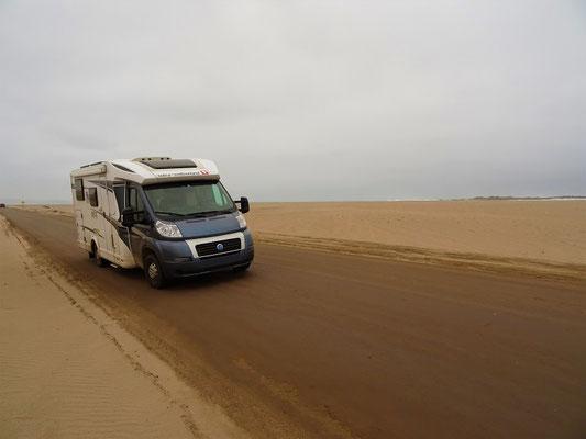 Weiter geht die Fahrt der Küste entlang