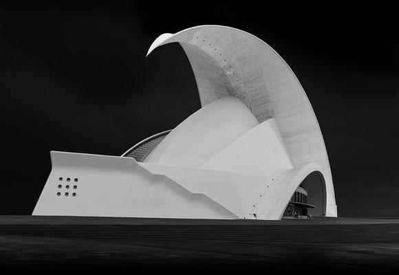 Santa Cruz - Sound & Vision #01 | Auditorio | Architekt: Santiago Calatrava