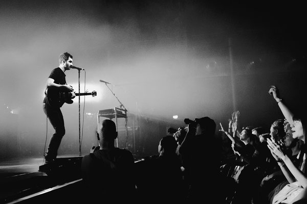 Editors | Tom Smith - black and white - Ringlokschuppen Bielefeld | inkalude