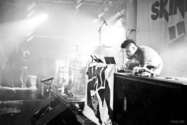 Skindred   Markthalle Hamburg - Ultimate DJ   inkalude