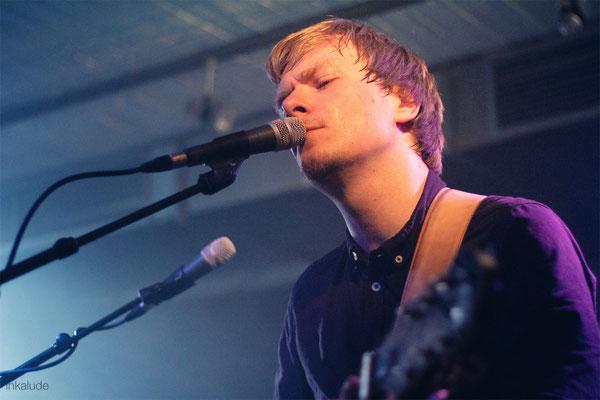 Sebastian Witte und der neue Mond | Muensterbandnetz.de | 10th anniversary - Quiet noise | inkalude