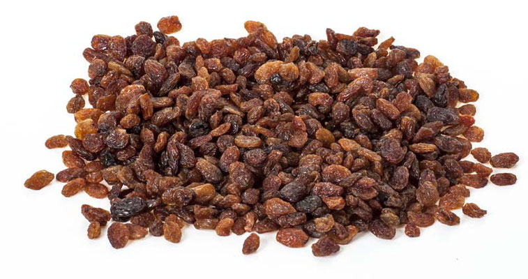 Raisins No. 9 naturelles
