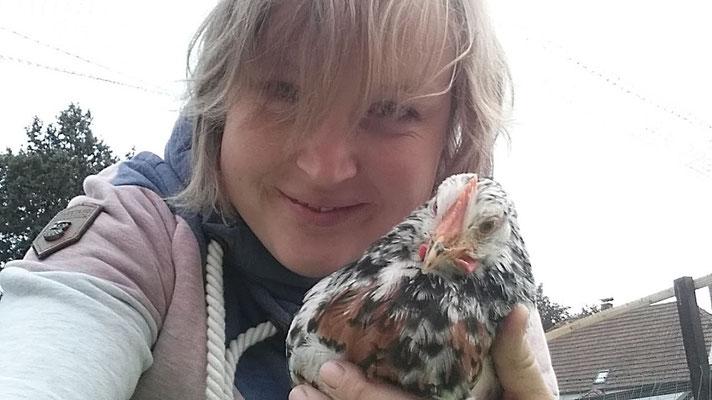 Selfie mit Gunnar.
