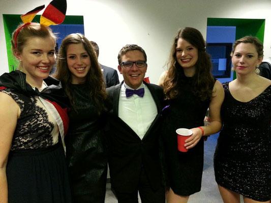 SRNC Belgien Gala