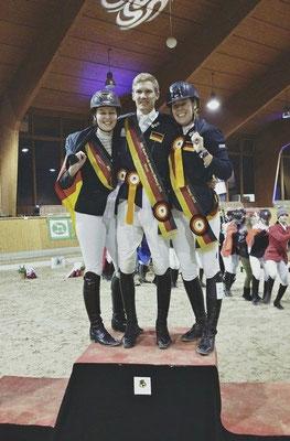World Finals Marburg: Sieg für Deutschland!