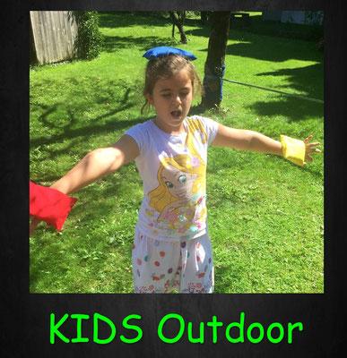 Kids Outdoor Training, Kinderfitness,