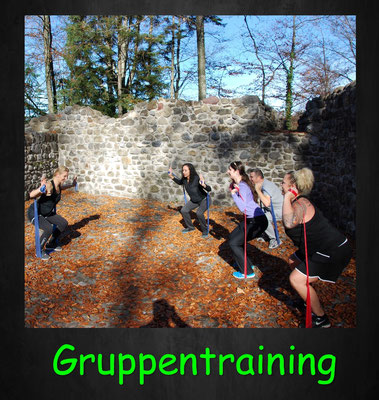 Gruppentraining