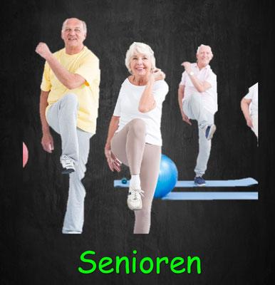 Training für Senioren, Ü60, Zirkeltraining, Krafttraining, Ausdauertraining, Balancetraining, Beweglichkeitstraining, Faszientraining, Athletiktraining