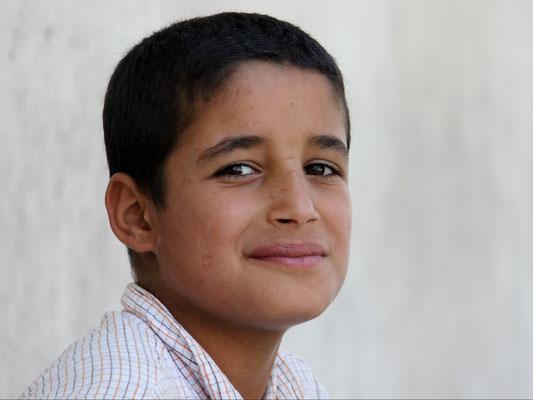 Syrischer Junge