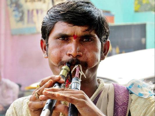 Sadhu Indien
