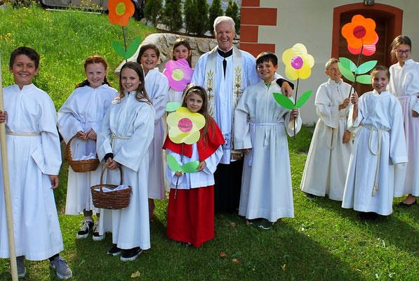 40-jähriges Priesterjubiläum