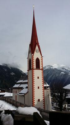 Pfarrkirche Finkenberg