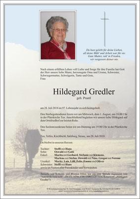 Parte Hildegard Gredler