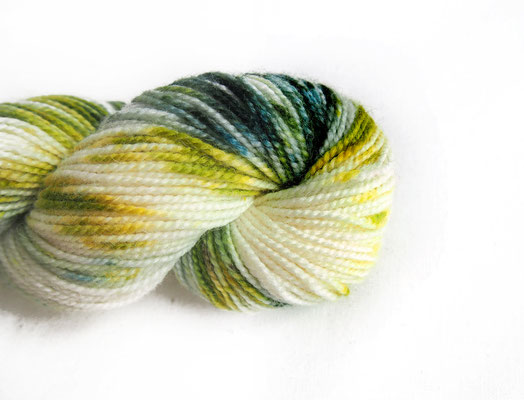 welthase bfl pearl 50g lime dots