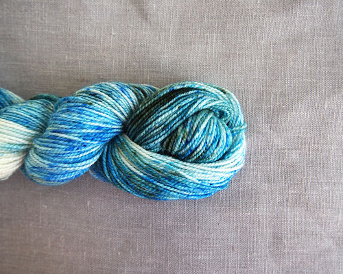 welthase bfl pearl 50g, dots by the sea