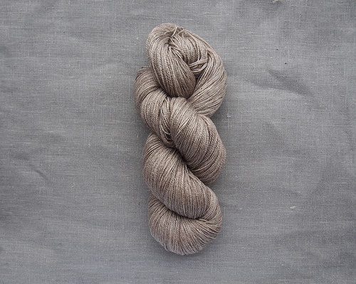 DYE ON DEMAND, yak lace
