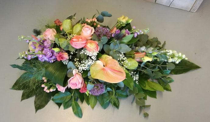 Roze, paars, lila
