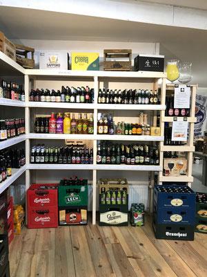 Glutenvrije bieren, sappen, gingerbieren en gingerales en bieren uit Suriname, Italie, Spanje, Griekenland, Aziatische en Oost-Europese landen