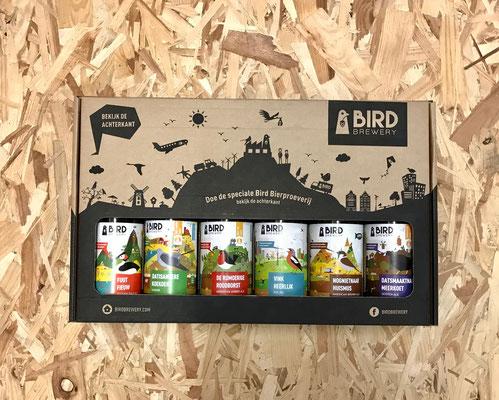 Cadeauverpakking Bird Brewery (Amsterdam)