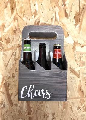 Cheers! karton met 6 flessen